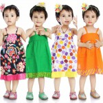 Cotton Clothes for kids in Summer