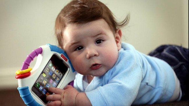 Harmful Effects of Mobile Phones on Children