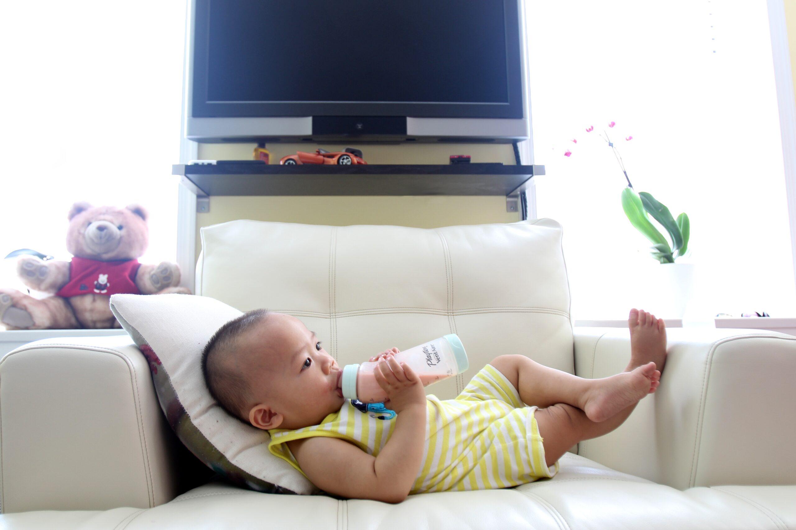 Safe Tips For Milk Intake By Kids.